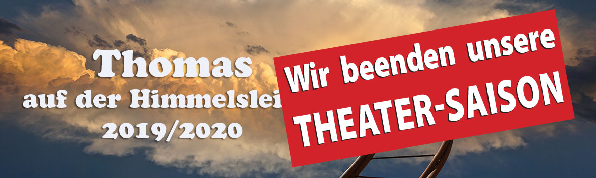 See-Theater beendet die Theater-Saison 2019/2020